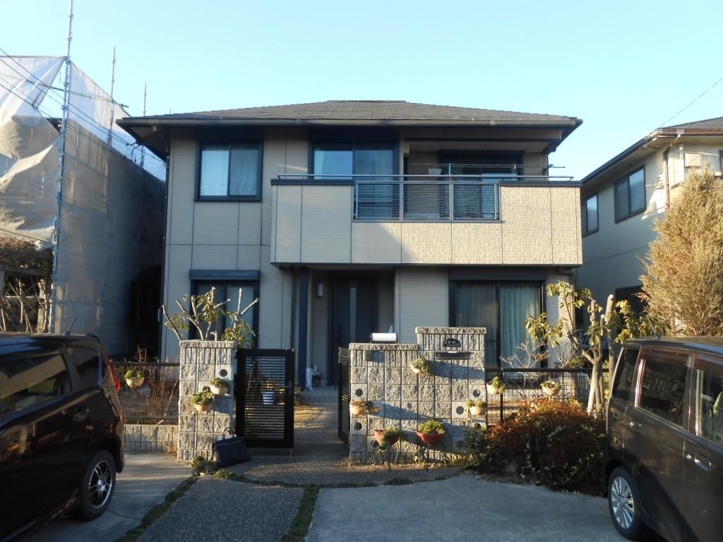 外壁・屋根塗装 名古屋市 緑区 M様
