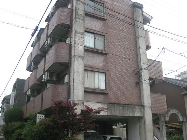 外壁塗装 名古屋市 昭和区 マンション