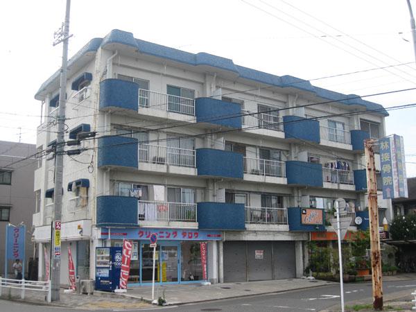 外壁塗装・屋上防水 名古屋市 昭和区 アパート
