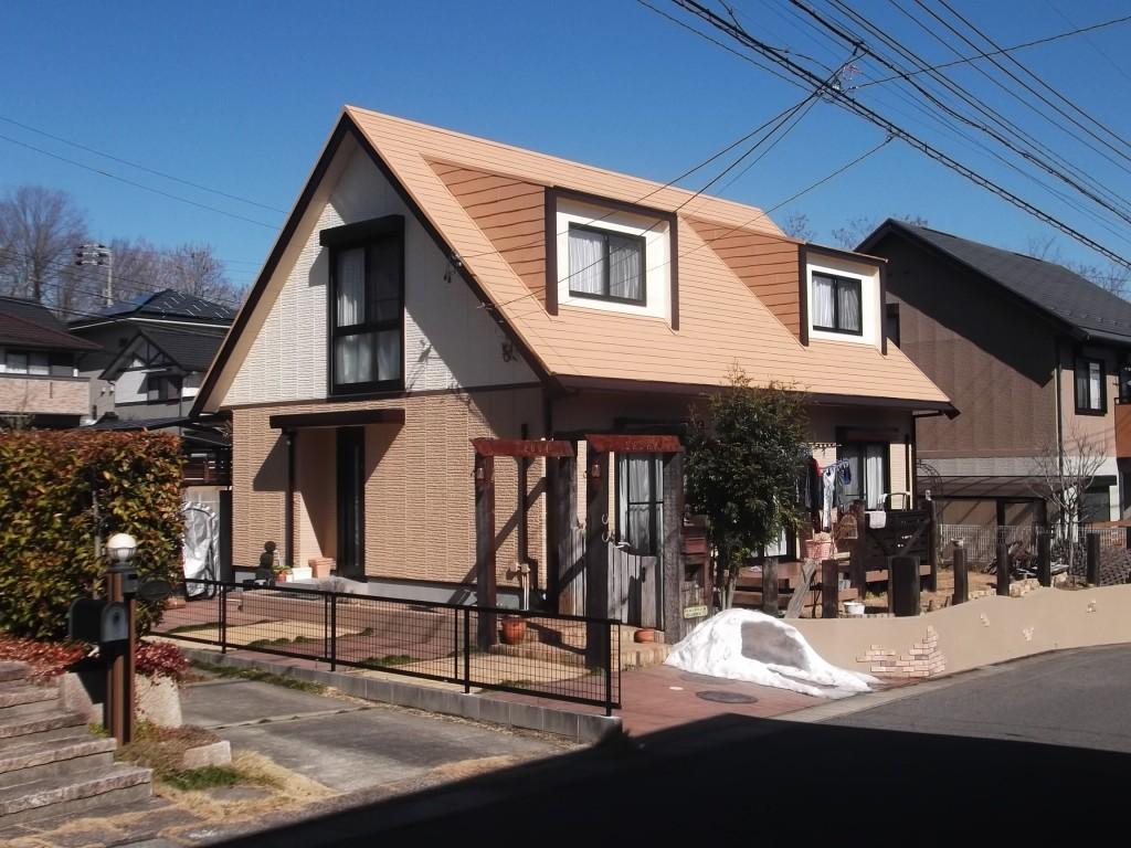 外壁・屋根塗装 岐阜県 多治見市 S様