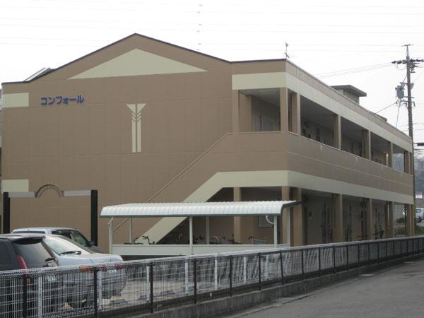外壁塗装・屋上防水 岐阜県 多治見市 コンフォール