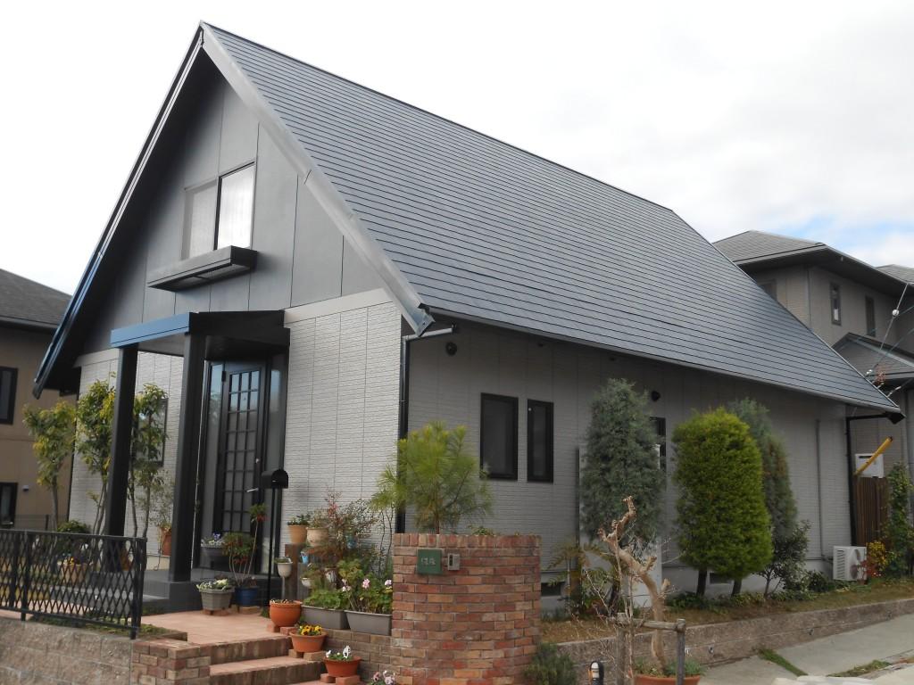 外壁・屋根塗装 三重県 桑名市 S様