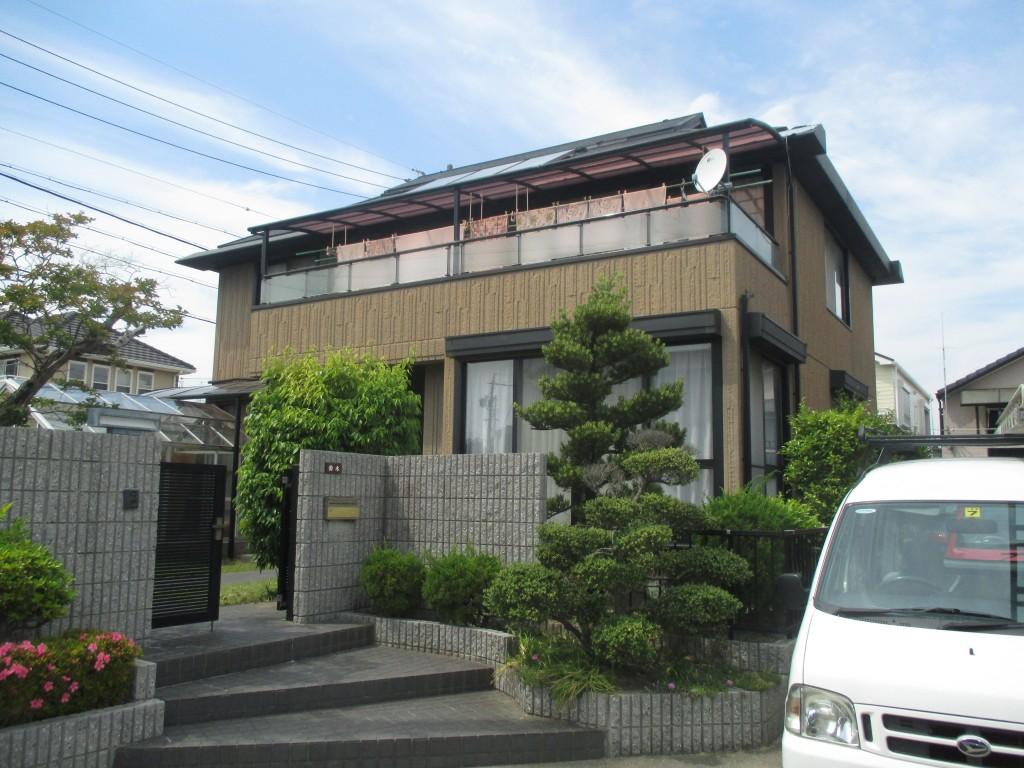 外壁・屋根塗装 愛知県 名古屋市 天白区 S様