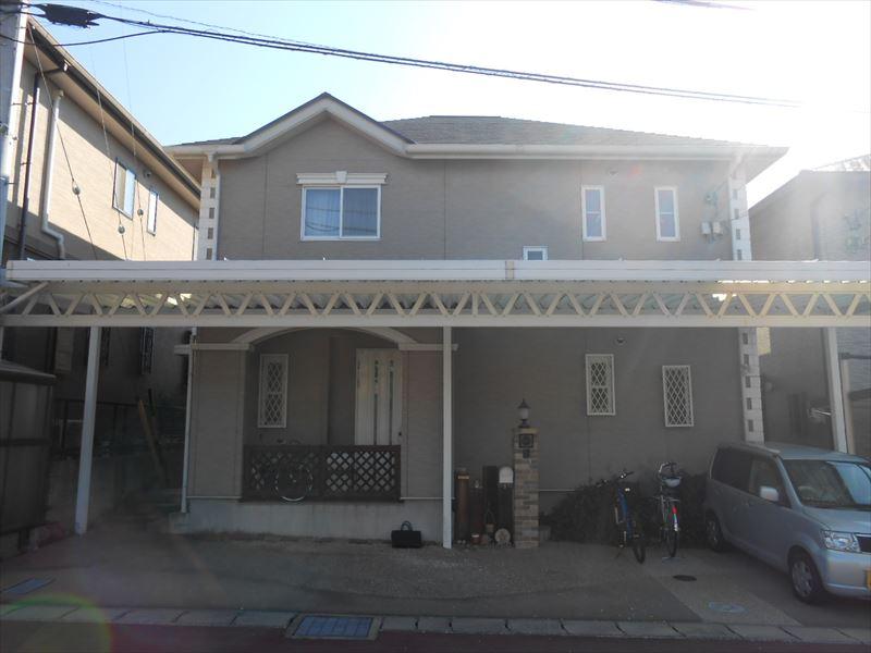外壁・屋根塗装 愛知県 東海市 M様