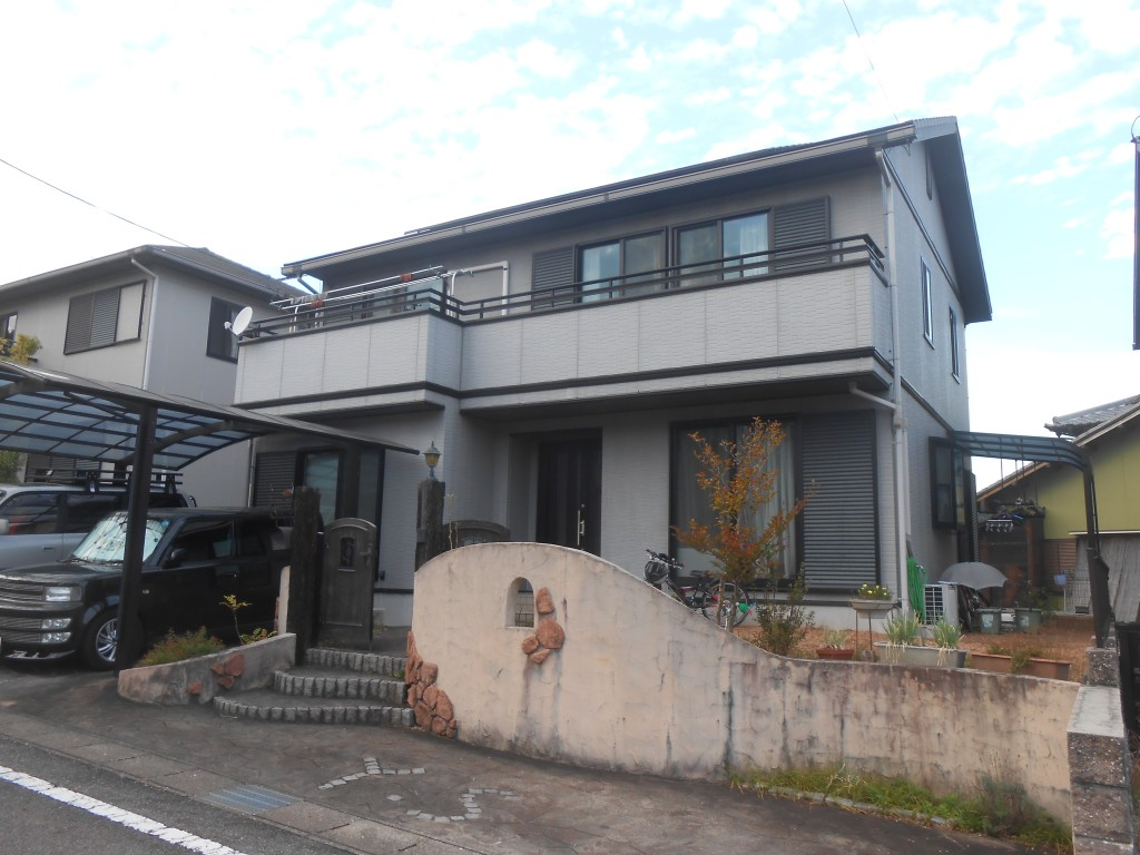 外壁・屋根塗装 豊田市 S様