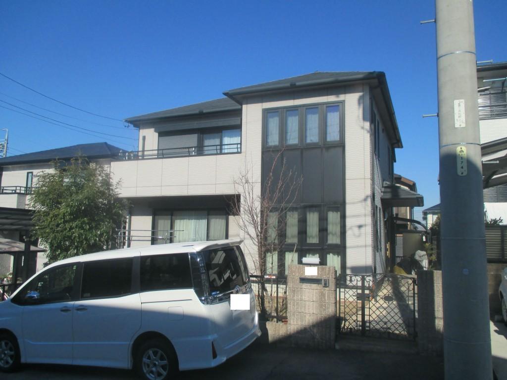外壁・屋根塗装 名古屋市 緑区 A様