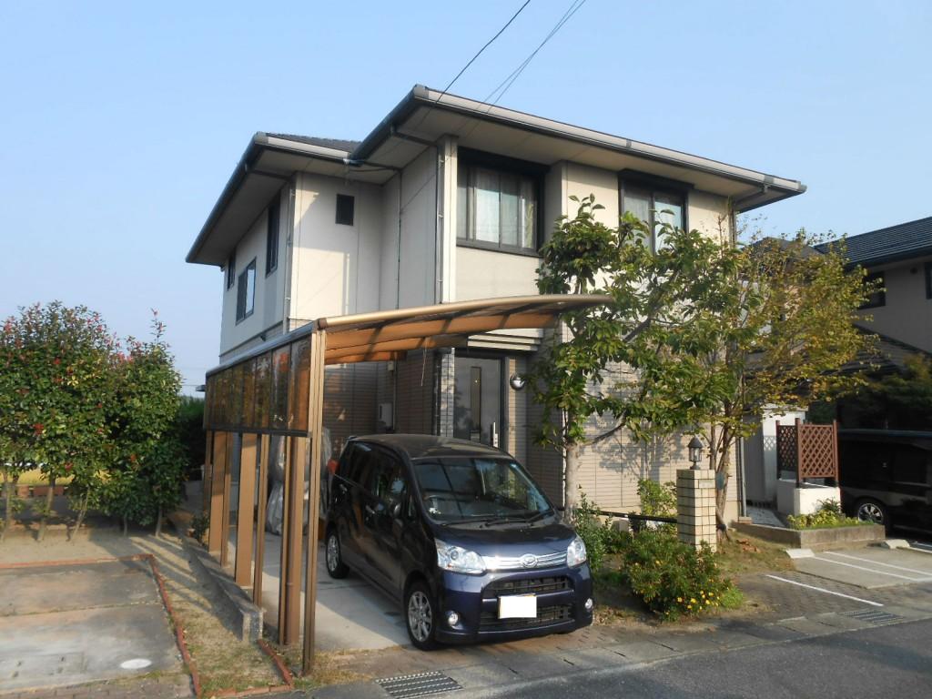 外壁塗装 愛知県 知多郡 阿久比町 H様