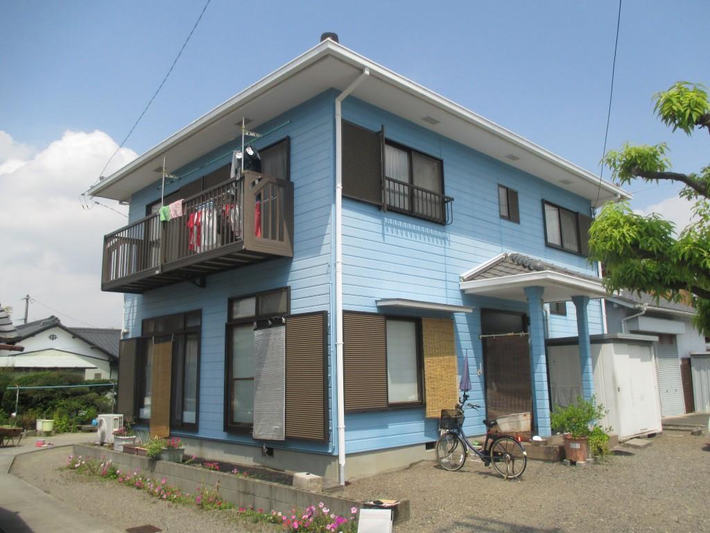 外壁塗装 愛知県 名古屋市 守山区 M様