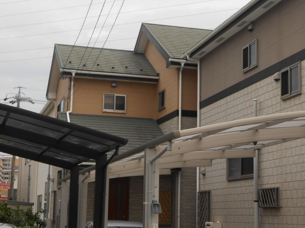 外壁・屋根塗装 春日井市 O様
