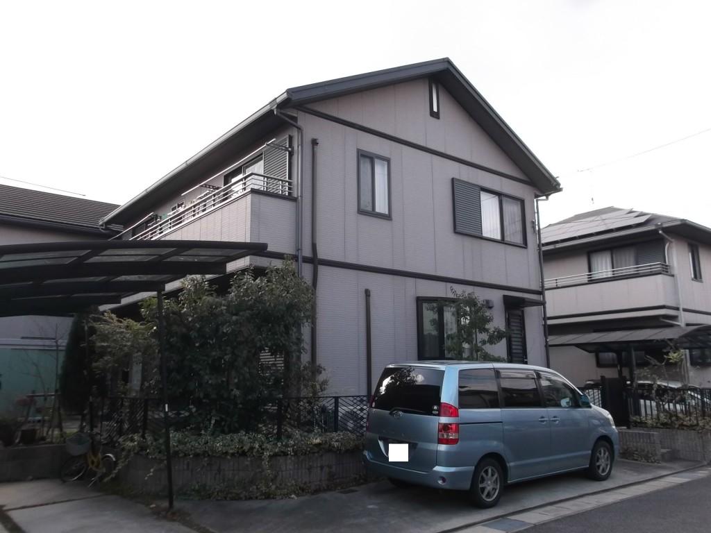 外壁・屋根塗装 豊田市 T様