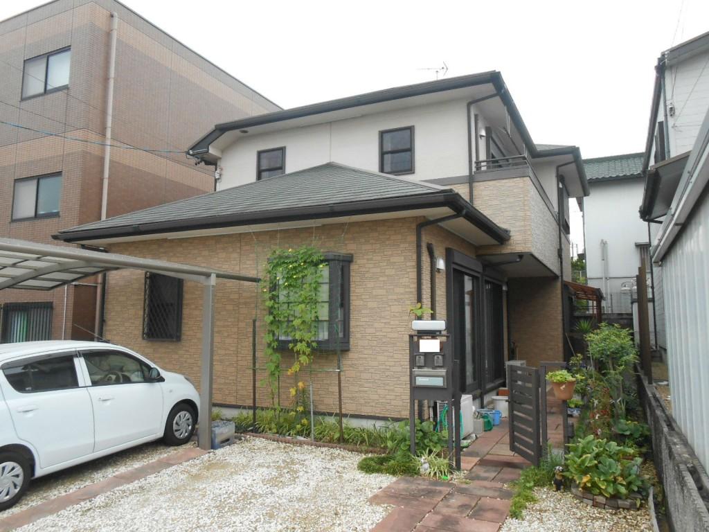 外壁塗装・屋根葺き替え 愛知郡東郷町 Y様