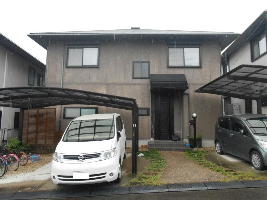外壁・屋根塗装 三重県桑名市 H様
