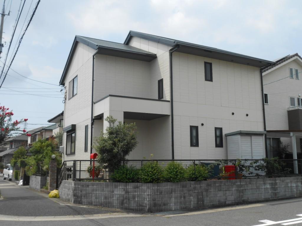 外壁・屋根塗装 名古屋市緑区 S様