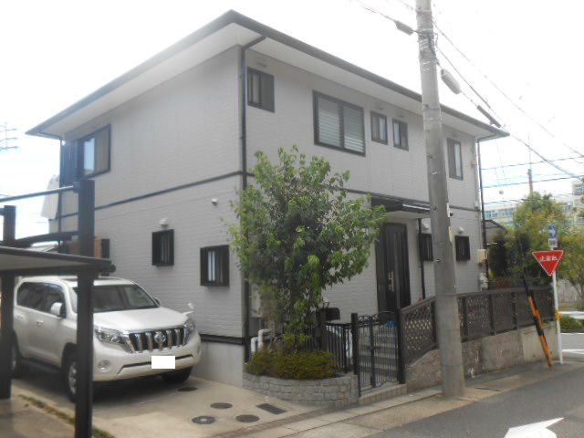 外壁・屋根塗装 名古屋市緑区 K様