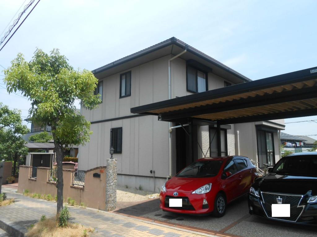外壁・屋根塗装 豊明市 M様