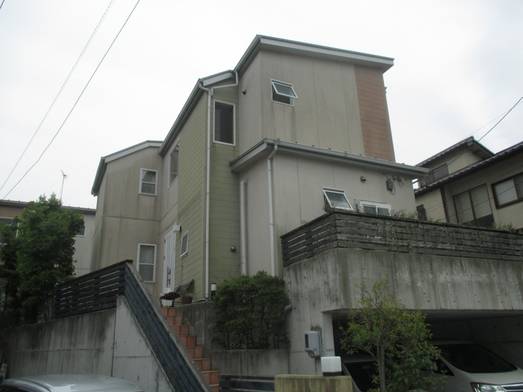 外壁塗装 名古屋市緑区 Y様