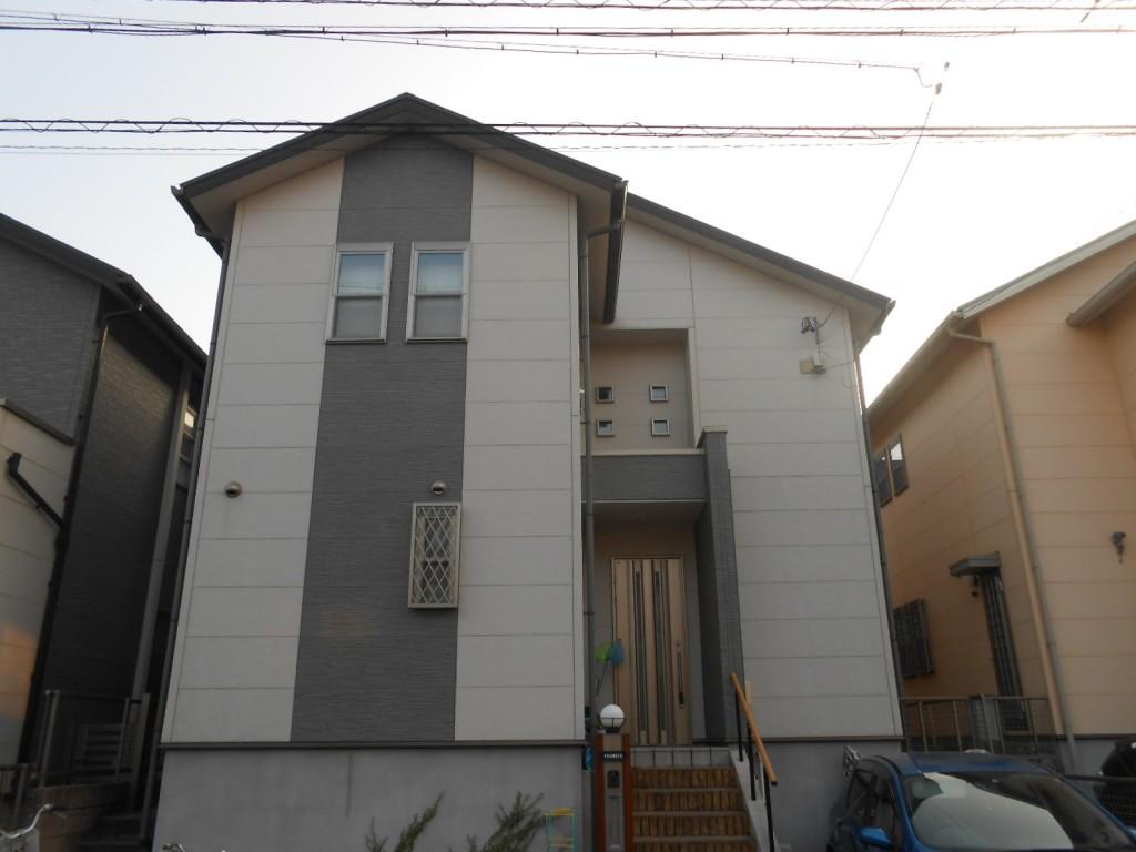 外壁・屋根塗装 東海市 F様