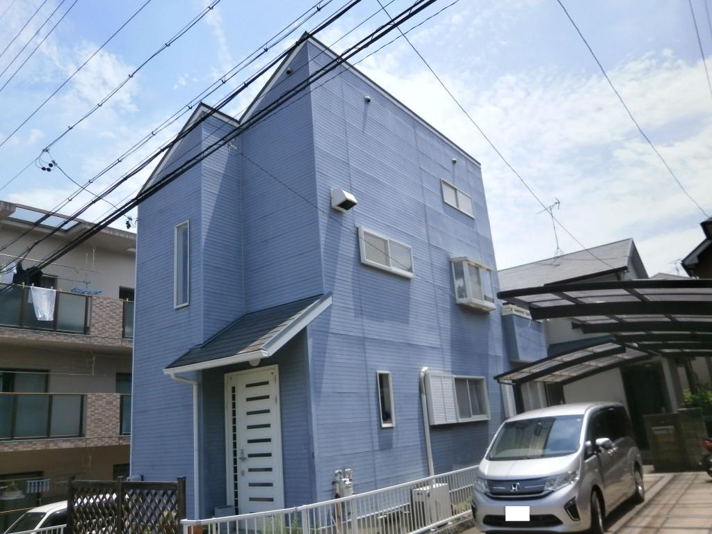 外壁・屋根塗装 名古屋市天白区 K様