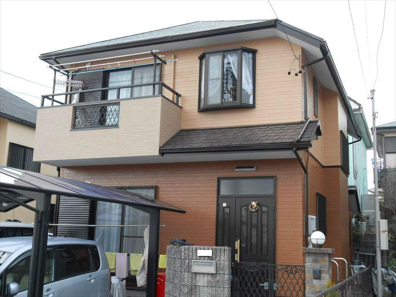 外壁・屋根塗装 名古屋市緑区 F様