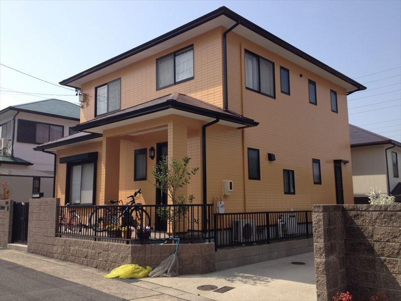 外壁・屋根塗装 名古屋市緑区 N様