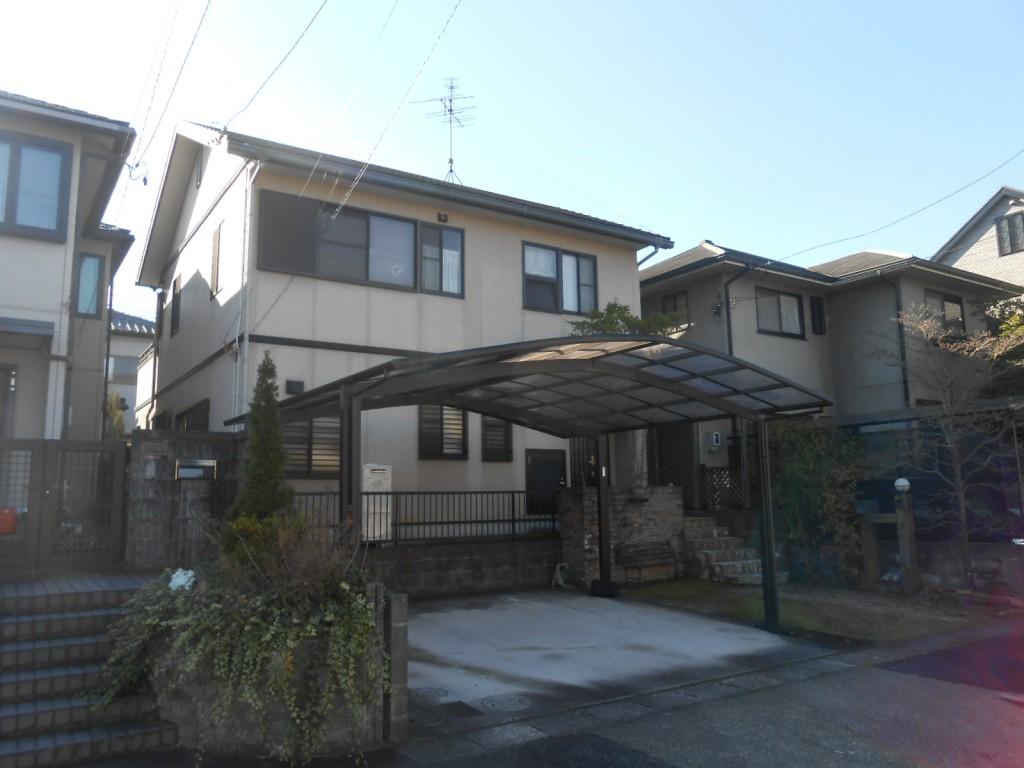 外壁・屋根塗装 名古屋市守山区 T様