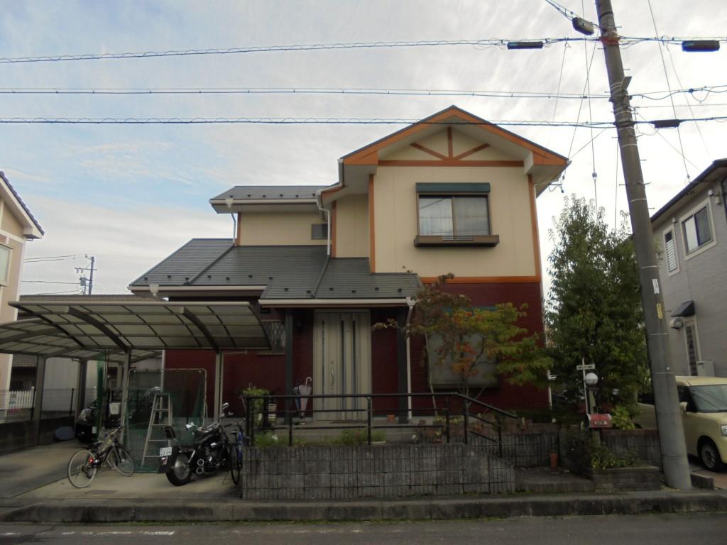 外壁・屋根塗装 多治見市 W様