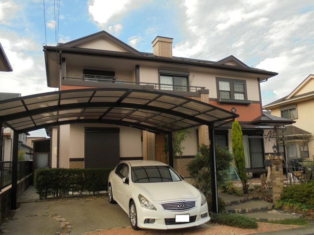 外壁・屋根塗装 多治見市 M様
