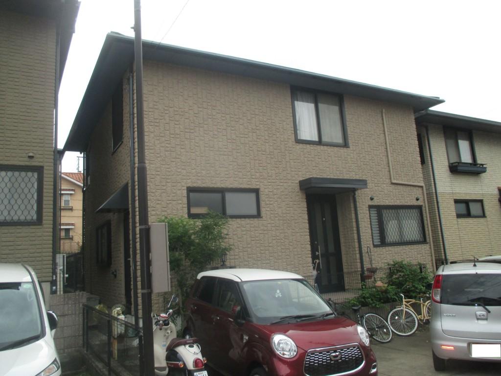 ミサワホーム建物の外壁・屋根塗装 東海市 K様