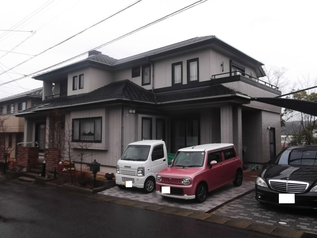 外壁・屋根塗装 多治見市 F様