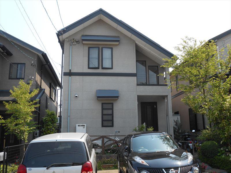 外壁・屋根塗装 名古屋市緑区 T様