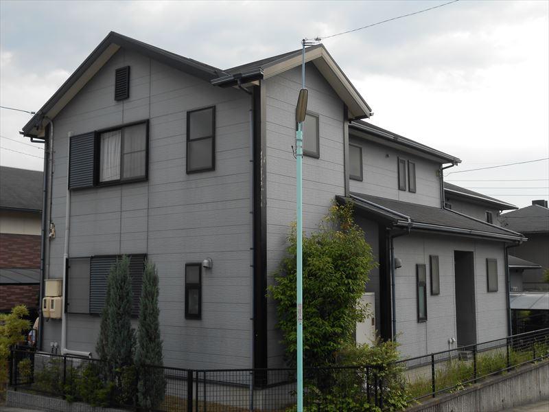外壁・屋根塗装 名古屋市緑区 U様