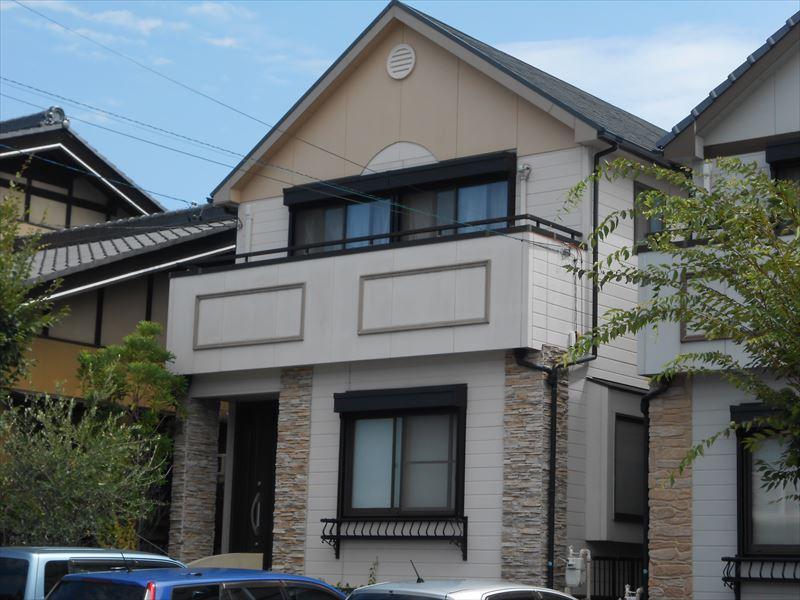 外壁・屋根塗装 名古屋市緑区 H様