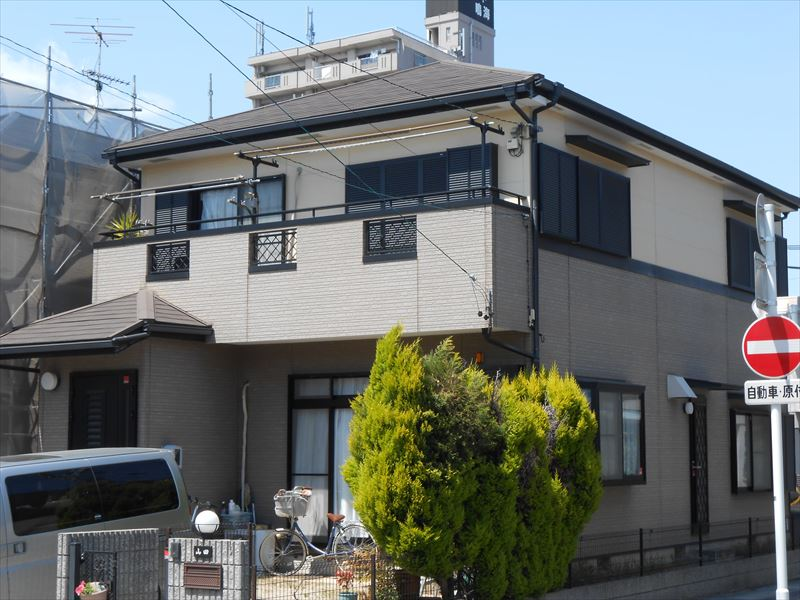 外壁・屋根塗装 名古屋市緑区 Y様