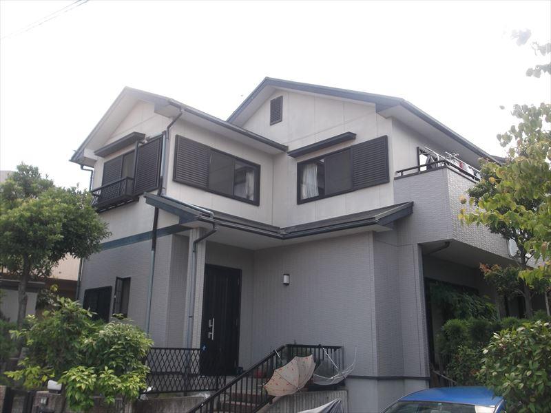 外壁・屋根塗装 名古屋市緑区 M様