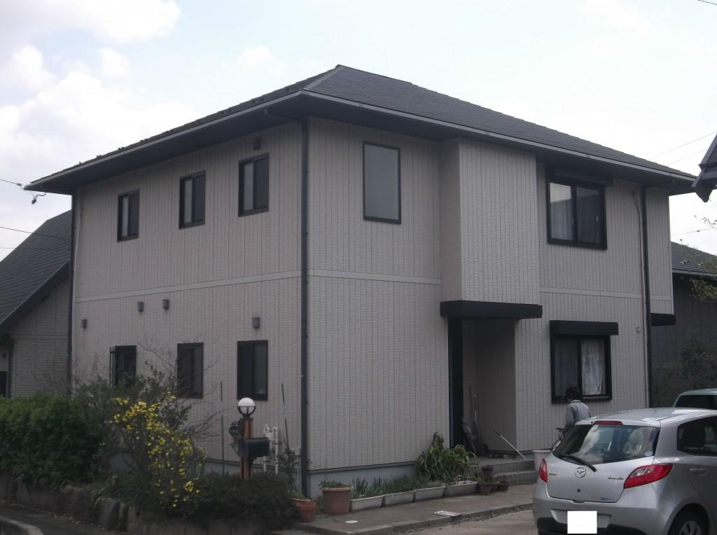 外壁・屋根塗装 多治見市 S様