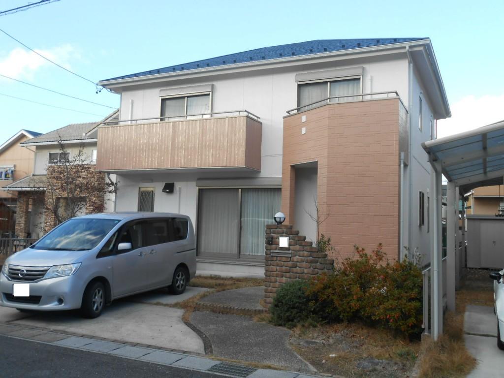 外壁・屋根塗装 岐阜県 多治見市 T様