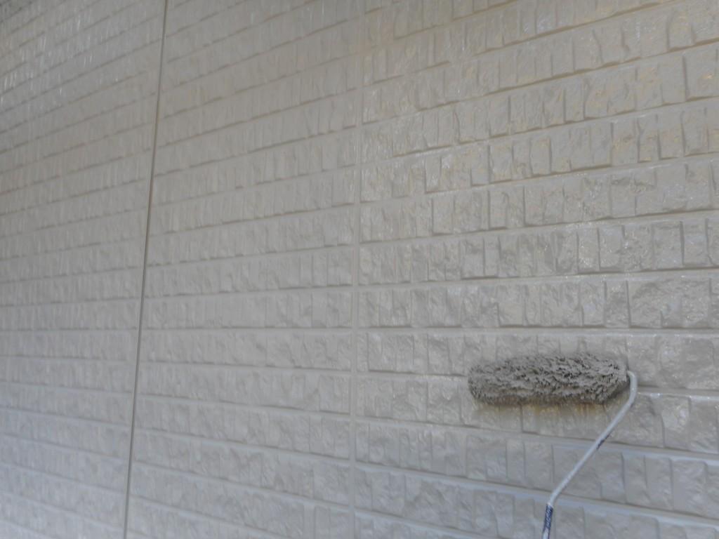 セキスイさんの建物を無機UV塗料で外壁塗り替え 岐阜県多治見市