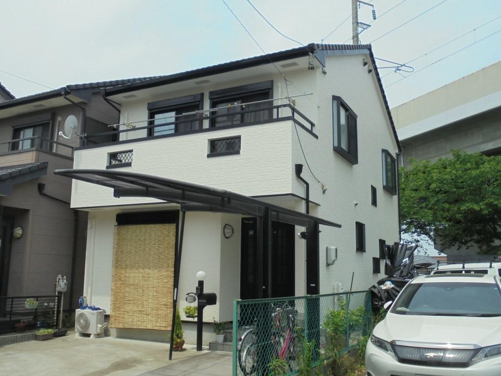 外壁塗装 名古屋市 中村区 T様