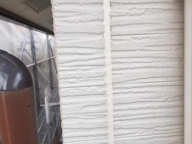 ジョリパットフレッシュインフィニティ、光触媒コート仕上げ 愛知県 清須市
