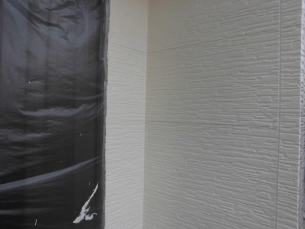 耐候性の高い無機UV塗料で外壁塗装 愛知県 名古屋市天白区
