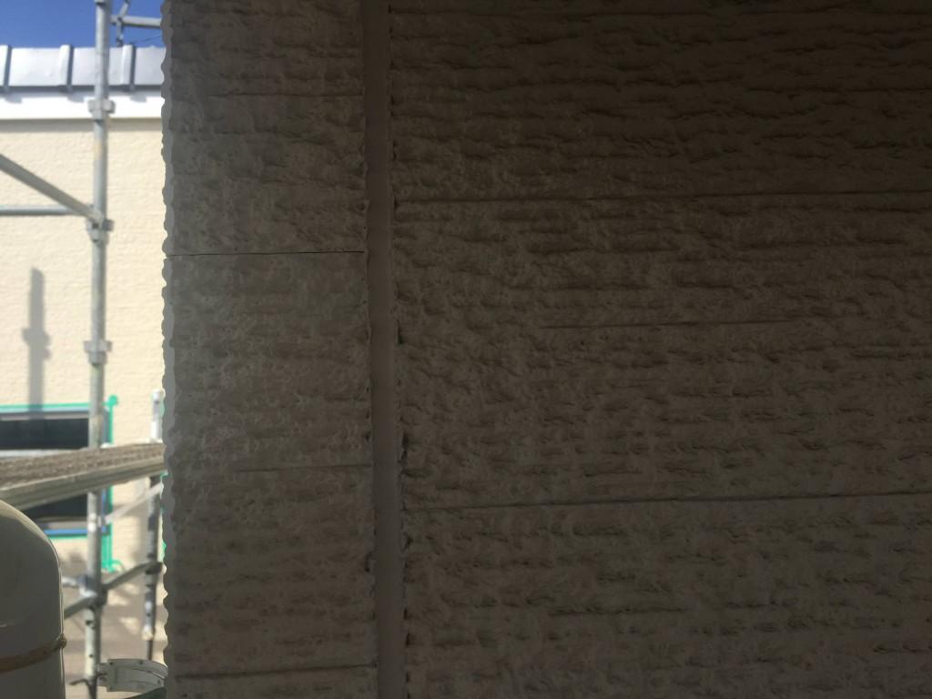外壁を光触媒コート仕上げ 愛知県 豊田市