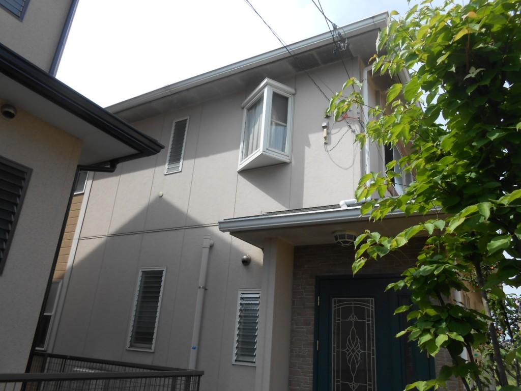 高耐候な無機塗料で屋根塗装・外壁塗装 愛知県 名古屋市緑区