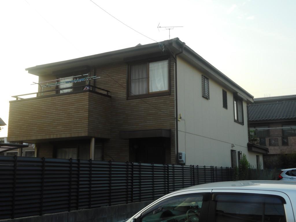高耐久な無機塗料で新築時のような輝きに 名古屋市昭和区