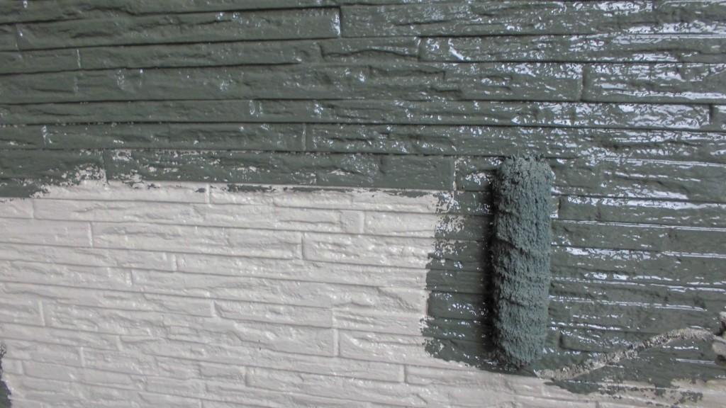 超高耐久な無機塗料で外壁塗装 名古屋市中村区