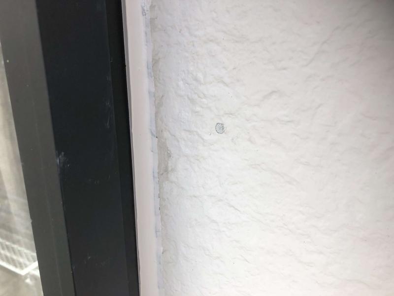家が隣接しているため長持ちする無機塗料で外壁塗装 名古屋市天白区