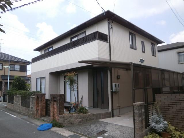 外壁・屋根塗装 愛知県 名古屋市 緑区 H様