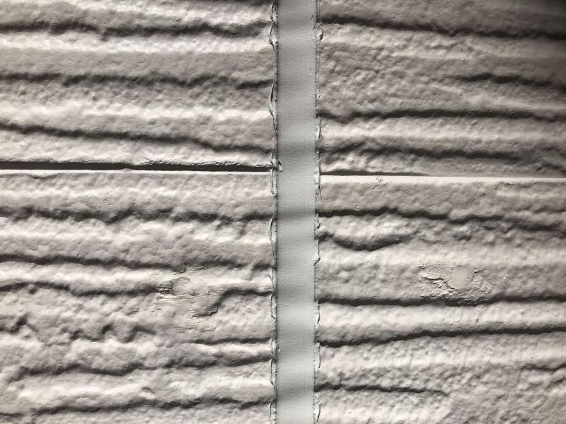 お隣様同士の2軒同時のリフォーム工事、外壁と屋根塗装 名古屋市西区