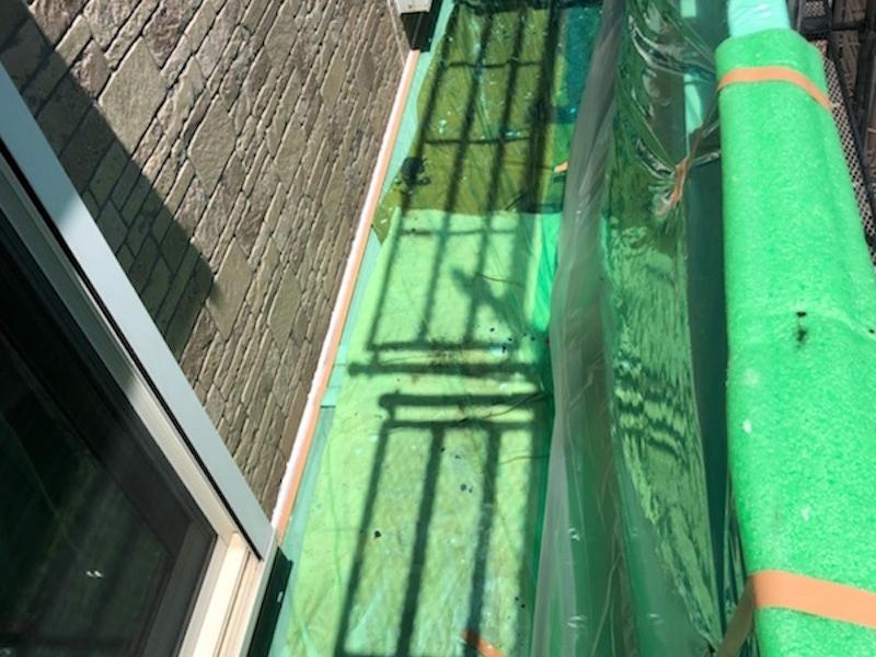 超高耐久な無機塗料で外壁塗り替え、屋根ガルテクトカバー工法 知多市