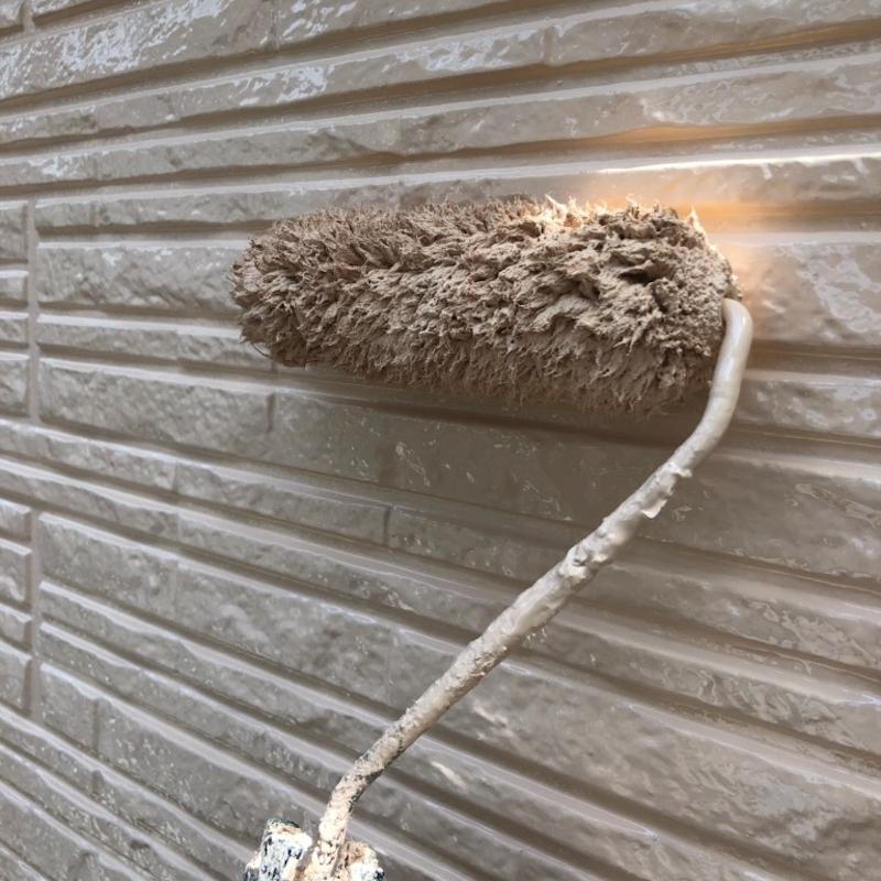 セキスイハウスさんのお家を外壁塗装 小牧市
