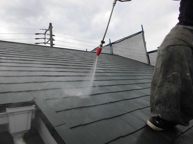 名古屋市天白区 コーポの外壁塗装、屋根塗装
